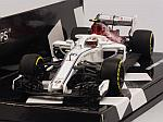 Alfa Romeo Sauber F1 #16 Showcar 2018 Charles Leclerc (HQ resin) by MINICHAMPS