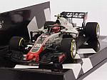 HAAS F1 Team Showcar 2018 Kevin Magnussen (HQ Resin) by MINICHAMPS