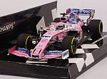 Racing Point RP19 #11 2019 Sergio Perez by MINICHAMPS