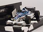 Tyrrell 023 Yamaha #4 GP Belgium 1995 Mika Salo (HQ resin) by MINICHAMPS