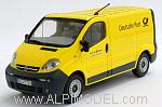 Opel Vivaro Van 2001 Deutsche Post Limited Edition 504pcs. by MINICHAMPS