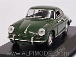 Porsche 356C Coupe 1963  (Irish Green) by MINICHAMPS