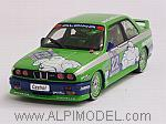BMW M3 Alpina #22 Hockenheim DTM 1988 Double Winner Christian Danner by MINICHAMPS