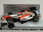 Toyota TF104 F1 2004 C. Da Matta 'Minichamps Car Collection' by MINICHAMPS