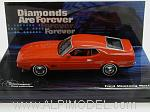 Ford Mustang Mach 1 James Bond 007 'Diamons are forever' by MINICHAMPS