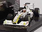 Brawn GP BGP001 #22 2009 Jenson Button 'World Champions Colection' by MINICHAMPS
