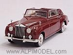 Rolls Royce Silver Cloud Ii Cabriolet 1960 (Red) by MINICHAMPS