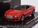 Bentley Continental GTC Speed  2012 (Red) by MINICHAMPS