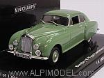 Bentley R-Type Continental 1955 (Green) by MINICHAMPS