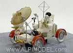 LRV (Lunar Rover Vehicle) Moon Car - Apollo 15 1971  (Gift box) by MINICHAMPS