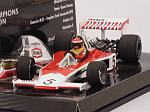 McLaren M23 Ford 1974 Emerson Fittipaldi World Champion Collection by MINICHAMPS