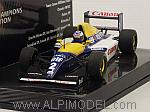 Williams FW15C Renault 1993 World Champion Alain Prost 'World Champions Collection' by MINICHAMPS