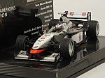McLaren MP4/13 Mercedes 1998 Mika Hakkinen 'World Champion Collection' by MINICHAMPS