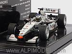 McLaren MP4/14 Mercedes 1999 World Champion Mika Hakkinen 'World Champions Collection' by MINICHAMPS