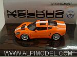 Melkus RS 2000 Red 2010 by MINICHAMPS