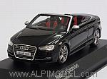 Audi S3 Cabriolet 2013 Black by MIN