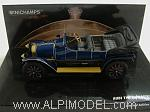 Audi Typ A Phaeton 1910 (Blue) by MINICHAMPS