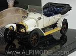 Audi Typ A 1910 Phaeton (White/Blue) by MINICHAMPS
