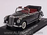 Mercedes 300 Cabriolet W186 1952 (Black) by MINICHAMPS