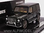 Brabus B63 620 Superstar Widestar 2012  (Black) by MINICHAMPS