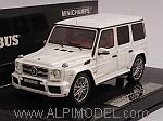 Brabus B63 620 Widestar 2012 (Pearl White) by MINICHAMPS
