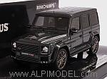 Brabus G V12 Widestar 2010 (Grey Metallic) by MINICHAMPS
