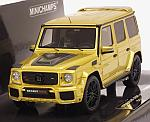 Brabus 850 6.0 Biturbo Widestar (Mercedes AMG G63) 2016 (Yellow) by MINICHAMPS