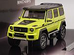 Brabus 500 4x4-2 (Mercedes G500) 2016 (Yellow) by MIN