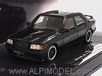 Brabus 3.6S (190E W201) 1988 (Black) (resin) by MINICHAMPS