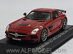 Mercedes SLS AMG Black Series Feueropal by MINICHAMPS