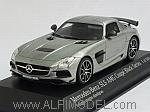 Mercedes SLS AMG Black Series 2013 - Designo Magno Alanitgrau (resin) by MINICHAMPS