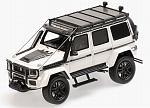 Brabus 550 Adventure 4x4� (G500) (White) 2017 by MINICHAMPS