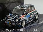 Fiat 500 Marangoni Freke Friberg 24h Nurburgring 2008  'Minichamps Evolution' (resin) by MINICHAMPS