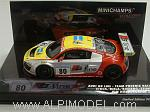Audi R8 LMS Team Phoenix Racing #80 Nurburgring 2009 Stuck - Biela - Basseng - Stippler by MINICHAMPS