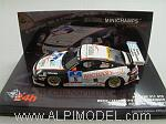 Porsche 911 GT3 24h Nurburgring 2009 Weiss - Jacobs by MINICHAMPS
