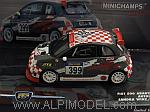 Fiat 500 Assetto Abarth VLN 2010 Winz- Winz by MINICHAMPS