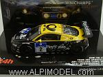 Audi R8 LMS 24h Nurburgring 2010  Abt - Collard - Luhr by MINICHAMPS