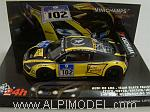 Audi R8 #102 LMS Nurburgring 2010 Stuck - Heyer by MINICHAMPS