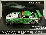 Mercedes SLS AMG GT3 ADAC GT Masters 2011 Stoll by MINICHAMPS