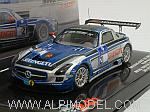Mercedes SLS AMG GT3  Nurburgring 2011 Metha by MINICHAMPS