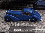 Bugatti Type 57SC Atlantic 1938 (Blue) by MINICHAMPS