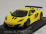 McLaren MP4/12C GT3 Street 2012 (Yellow) by MINICHAMPS