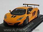 McLaren MP4/12C GT3 Street 2012 (Orange) by MINICHAMPS