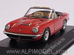 Maserati Mistral Spider 1964  (Red) by MINICHAMPS