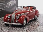 Lancia Astura Tipo 233 Corto 1936 (Red) by MINICHAMPS