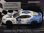 Aston Martin Rapide S #100 Nurburgring 2013 Bez - Schuhbauer - March - Katsura (resin) by MINICHAMPS