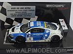 Audi R8 LMS Ultra #4 ADAC Nurburgring 2013 Ammermuller - Stuck - Stuck - Stippler by MINICHAMPS