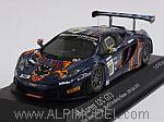 McLaren MP4/12C GT3 #88 Von Ryan Racing 24h Spa 2013 Bruno Senna - Berff - Goodwin by MINICHAMPS