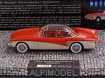 Buick Centurion Concept 1956 (Red/White) Motorama Collection by MINICHAMPS