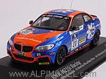 BMW M235iI Racing Team Medienkraftwerk #311 Nurburgring 2014 Di Martino - Olivo - Maier - Hess by MINICHAMPS